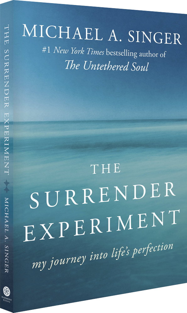 The Surrender Experiment By Michael A Singer The Peace Alliance